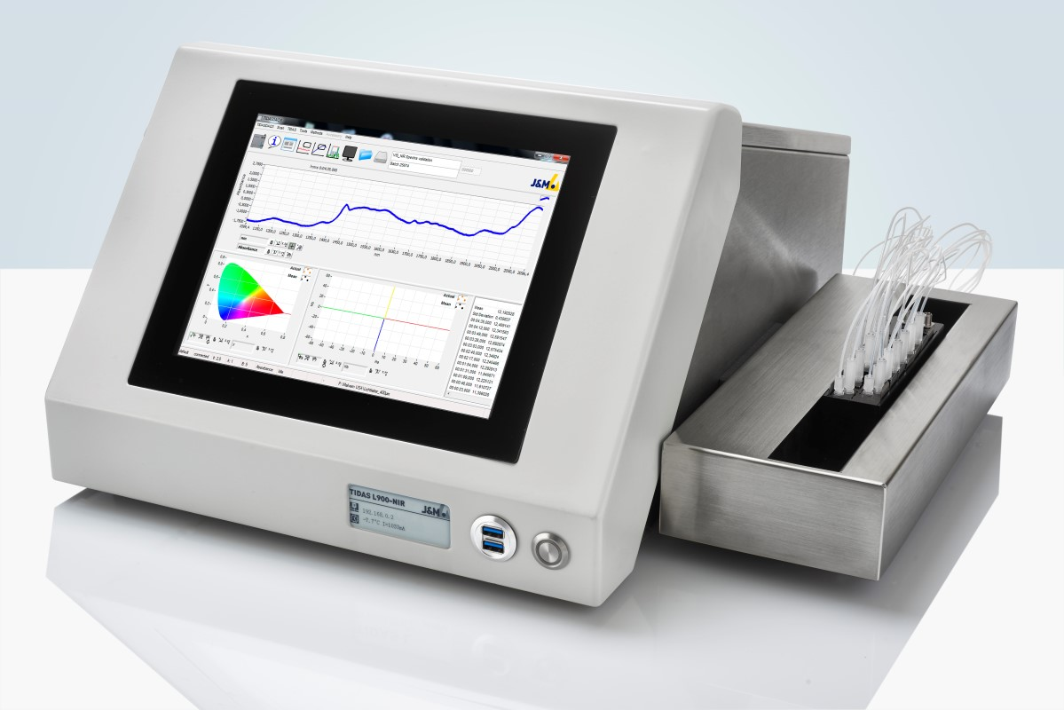 TIDAS® L UV/VIS DAD Spectrometer