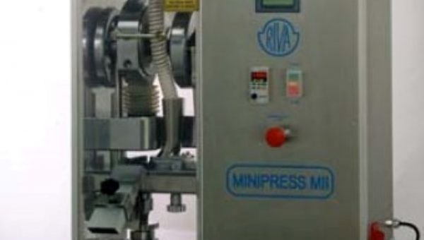 RIVA MiniPress Single Punch Tablet Press