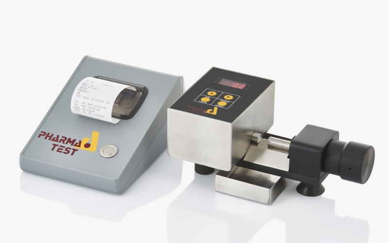 PTB-M with a connected ticket printer