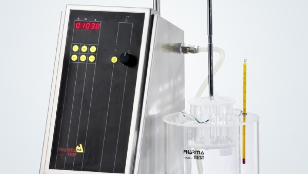 PTZ-S Single Basket Tablet Disintegration Tester