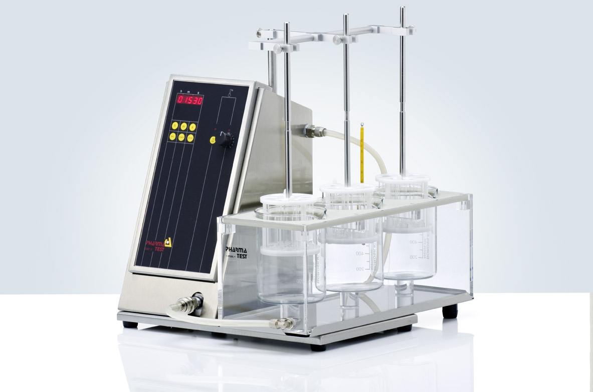 DIST-3 Triple Basket Tablet Disintegration Tester