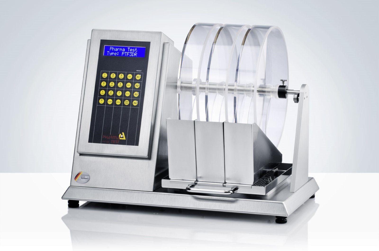 PTF 30ERA multiple drum Tablet Friability Test Instrument