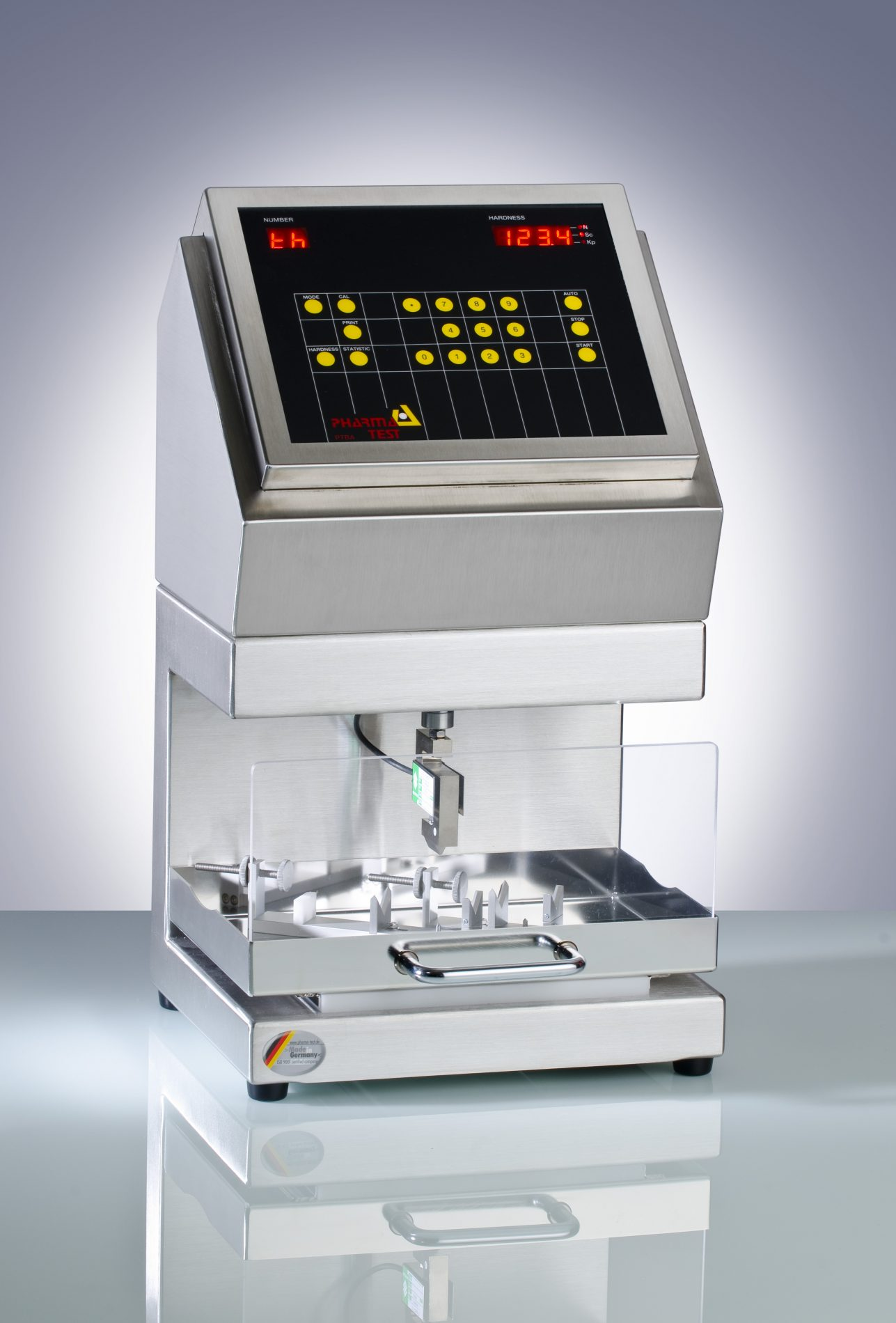 PTBA 211E Ampoule Breakpoint Testing Instrument