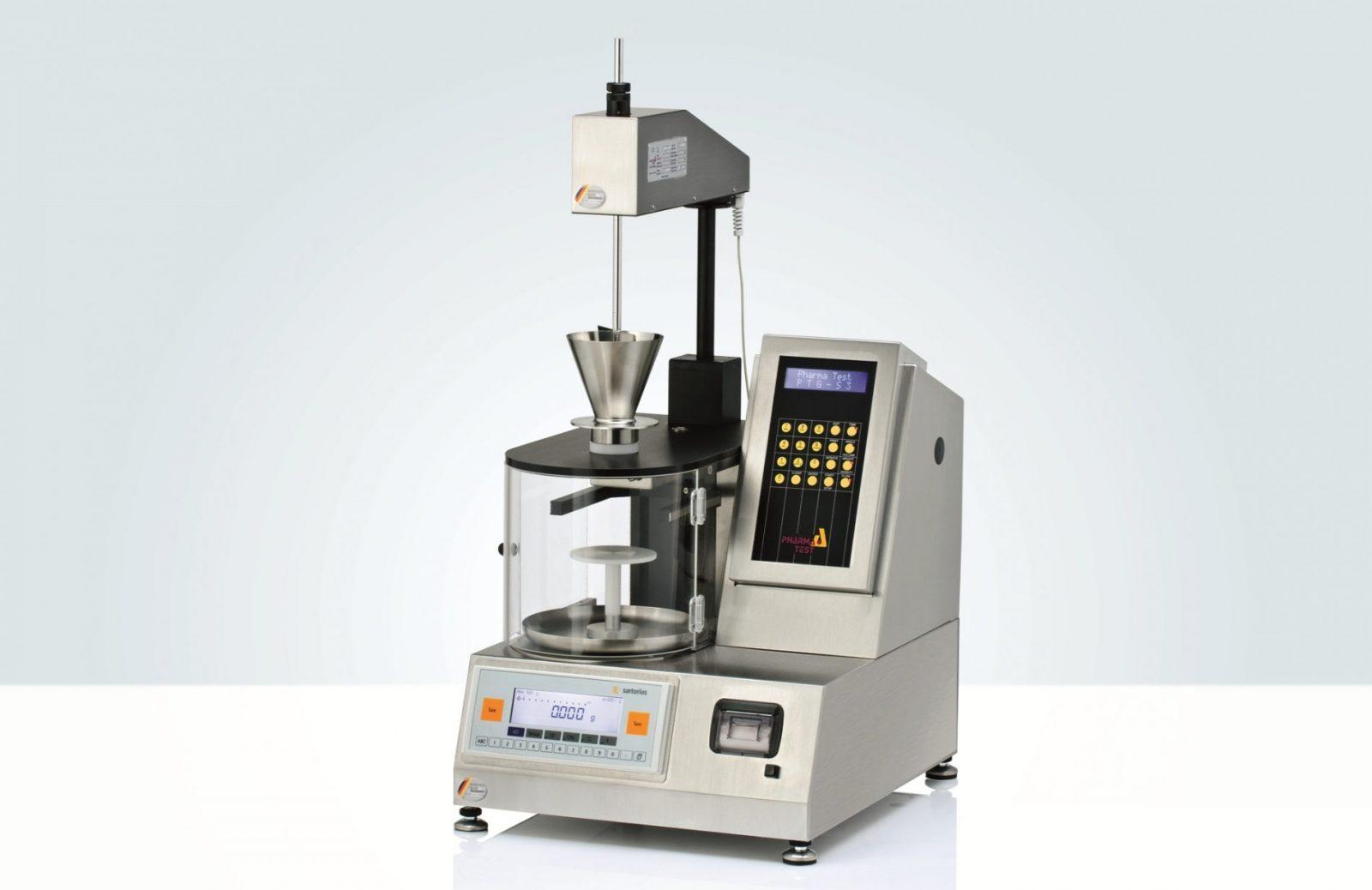 PTG S4 Automatied Powder Flow Analyzer