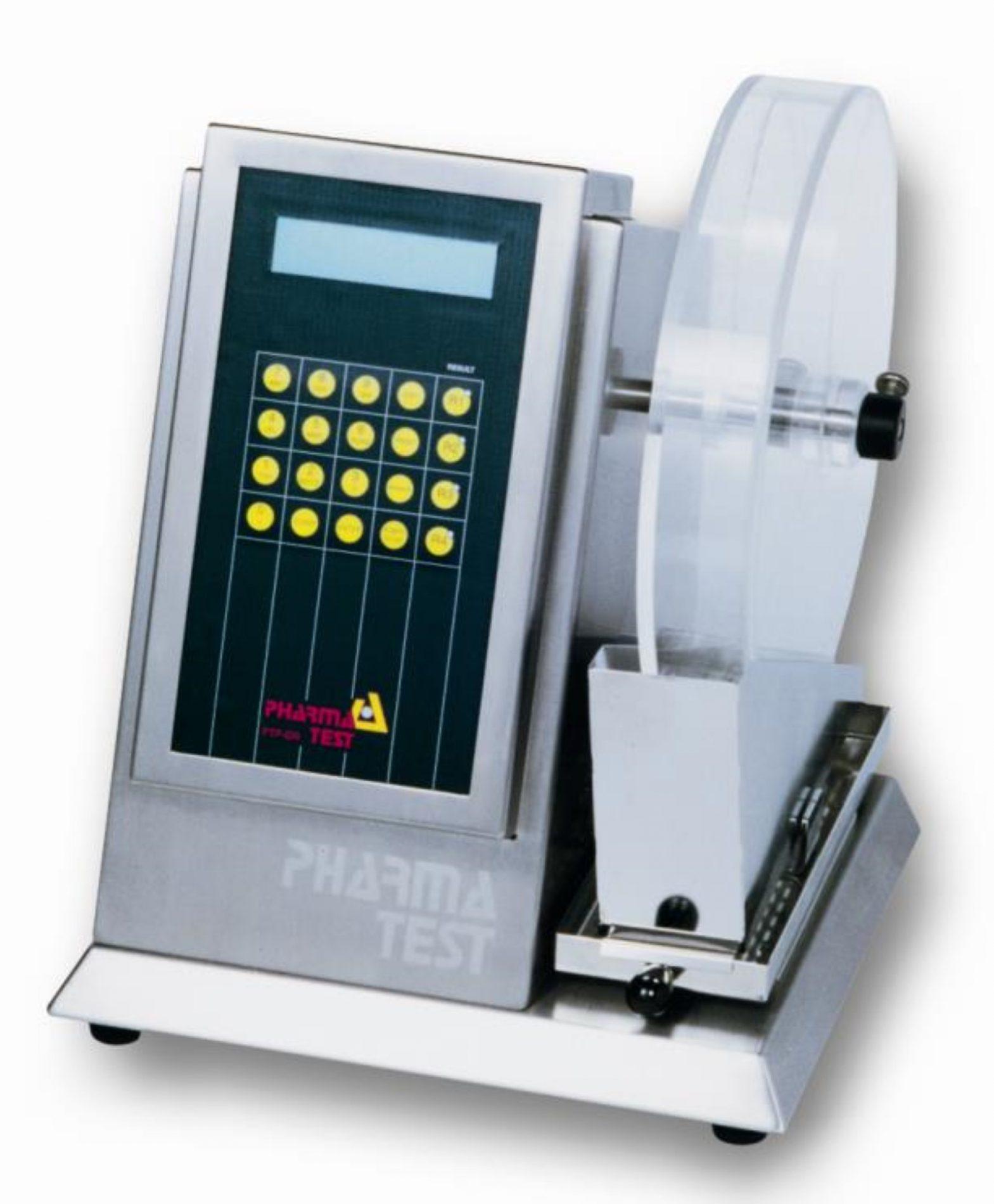 PTF 1DR single drum Tablet Friability Test Instrument