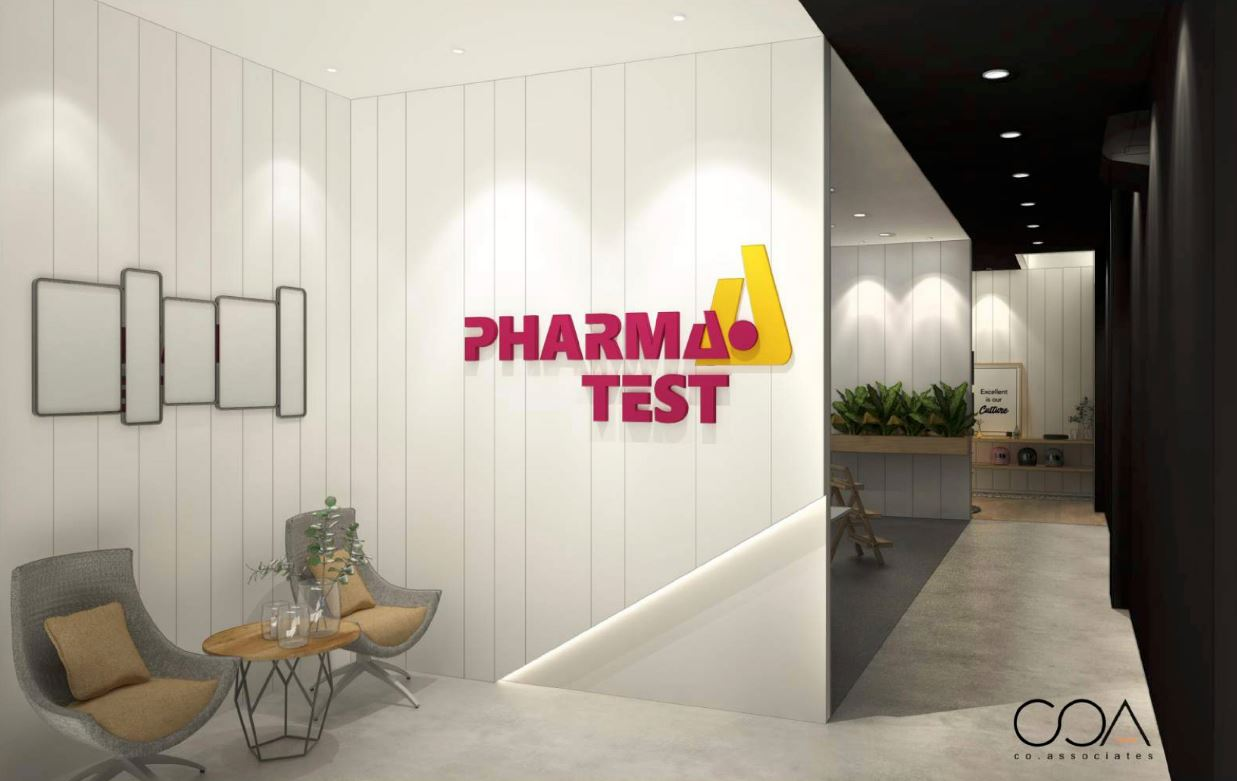 New office facilities of PT. Pharma Test Indonesia (courtesy of CO Associates)