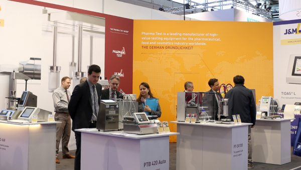 Impressions from analytica 2018 in Munich, Germany
