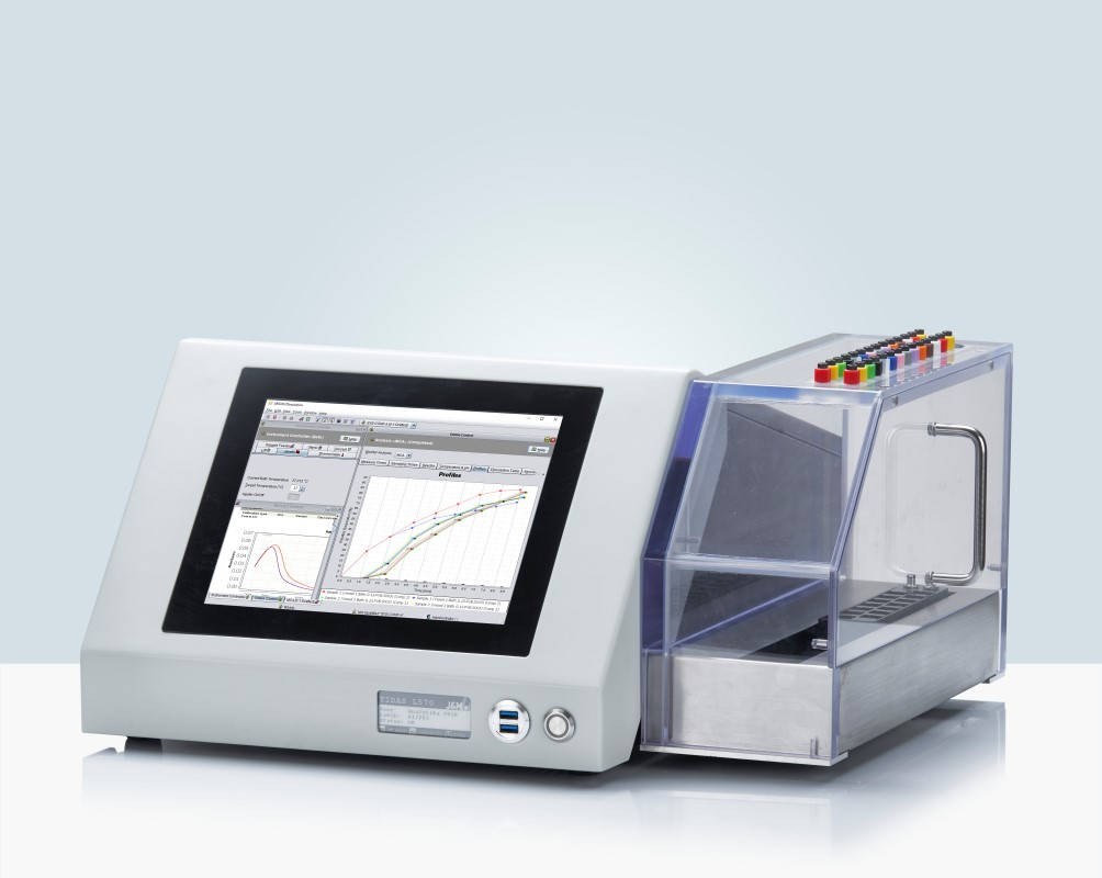 TIDAS® L UV/VIS DAD Spectrometer with Cell Changer