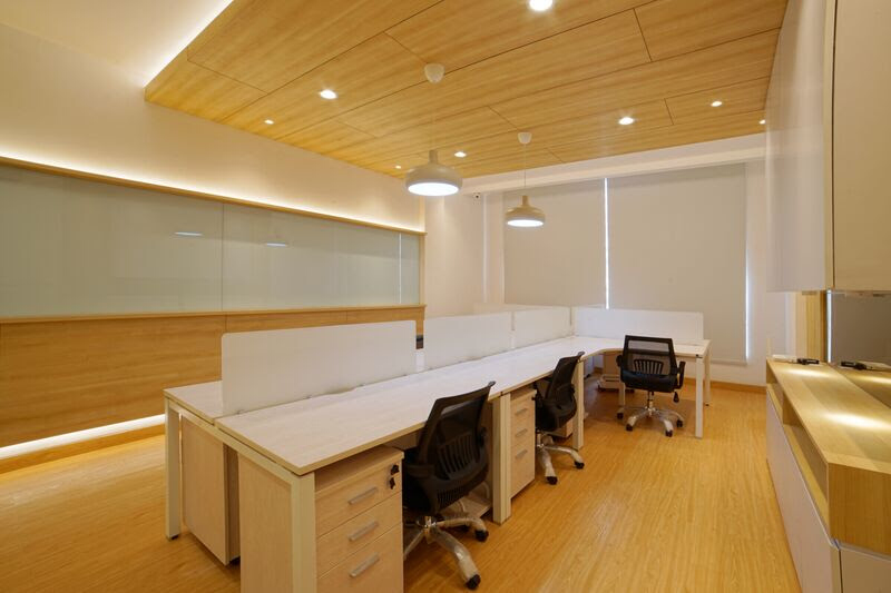 The new office facilities of PT. Pharma Test Indonesia located in Tangerang near Jakarta