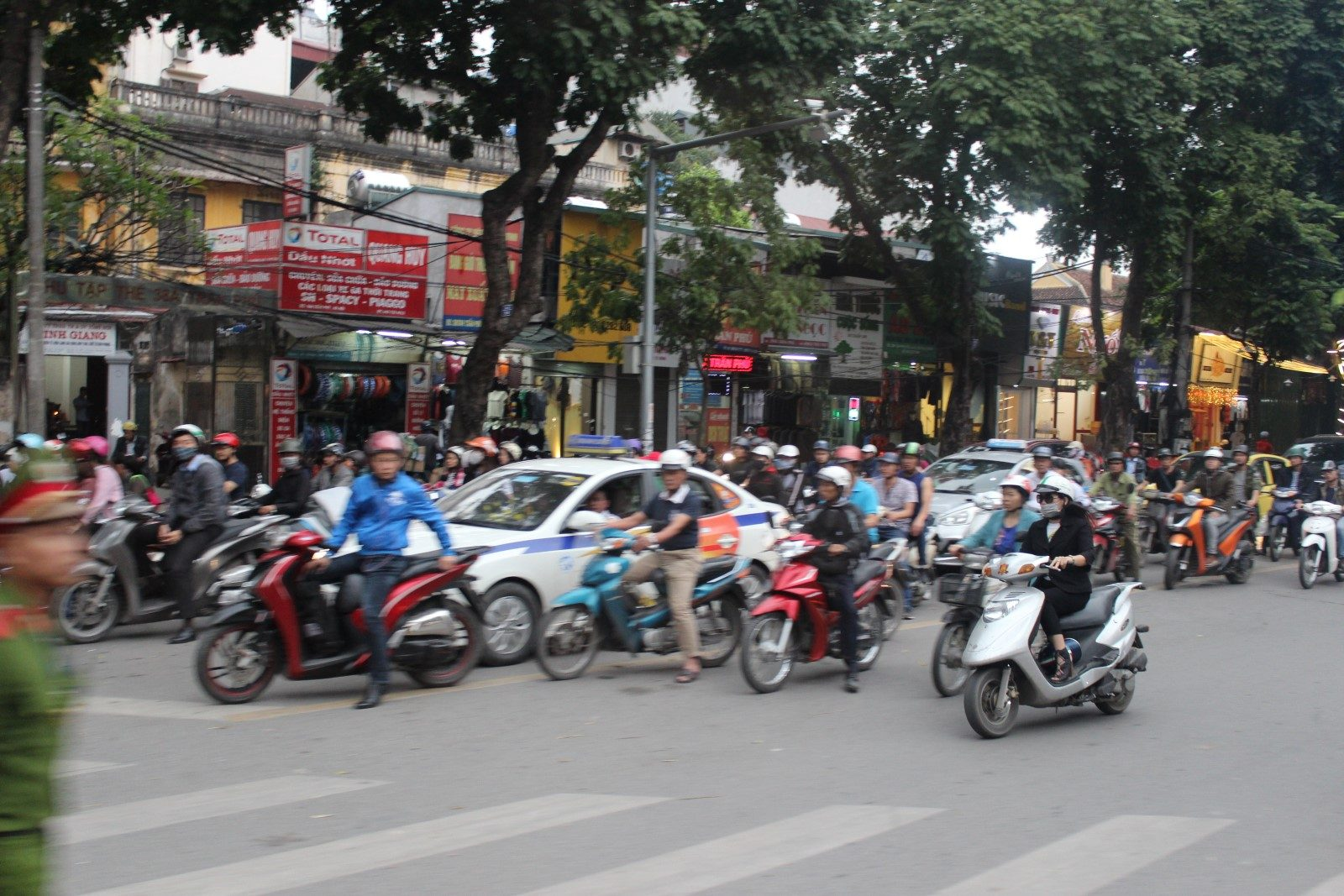 Impression from Vietnam (Hanoi)